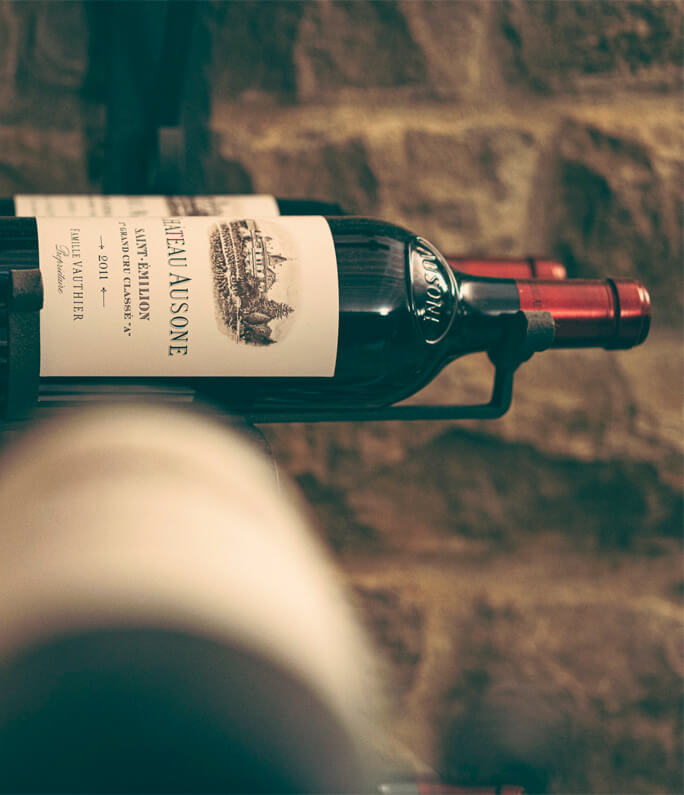 The wine cellar Pairings that <br>awaken the senses